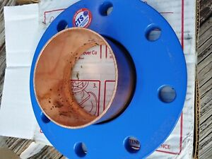 Cts Copper Flange Adapter 4