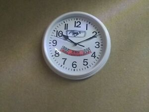 Mustang 289 High Performance Wall Clock Collectible