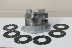 Hartford 8 Special Super Spacer Index Table W 8 Chuck And Extra Plates