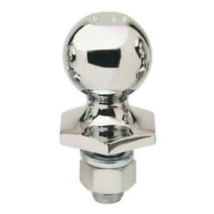 Reese Towpower Stainless Steel Interlock Hitch Ball