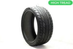 Used 295 30zr22 Nitto Nt555 G2 103w 9 32
