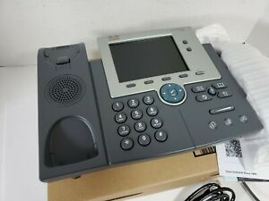 Cisco 7945g Ip Phone New In Box Telephone