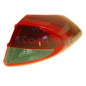 For 16 18 Tucson Outer Taillight Taillamp Rear Brake Light Tail Lamp Right Side