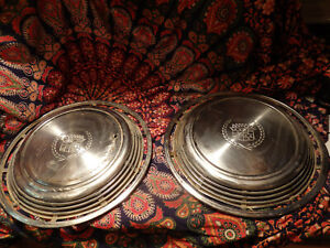 Vintage Cadillac Hubcaps Hubcap Two
