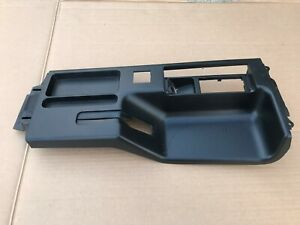 87 93 Ford Mustang Black Center Console Frame Inner Ashtray Console Factory Oem
