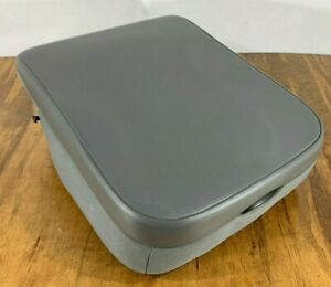 02 08 Dodge Ram 1500 2500 3500 Center Console Armrest Medium Slate Gray