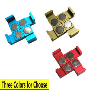 Magnetic Parallel Keepers Holders Vise Cnc kurt machinist Tools 3 Color