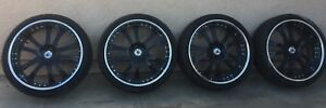 24 Inch Asanti Af159 Wheels For Jeep Grand Cherokee 3 Piece
