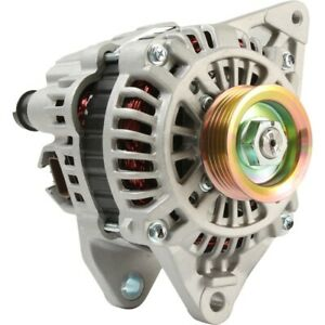 New Alternator For 2 4 2 4l Mitsubishi Galant 99 1999