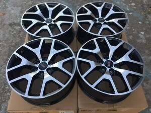 22 New Set Gmc Sierra Yukon Chevy Tahoe Suburban Silverado Wheels Rims 5666