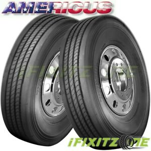2 Americus Ap2000 245 70r19 5 135 133l H 16 All Position Commercial Tires