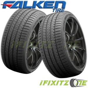 2 New Falken Azenis Fk510 Ultra High Performance 245 40zr19 98y Xl Summer Tires