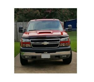 2003 2006 Hood Scoop For Chevy Silverado Rumble Bee Mrhoodscoop Unpainted Hs006