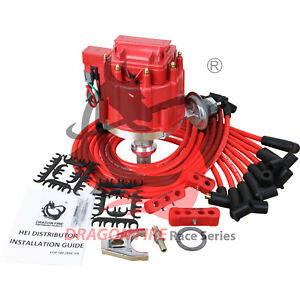 Complete Hei Ignition Distributor Kit For All Sbc Bbc Chevy 350 400 454 Easy Diy