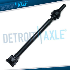 19 5 W To W Front Prop Drive Shaft For 4wd 2002 2005 2006 Dodge Ram 1500 A T
