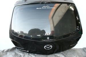 2007 2009 Mazda Mazdaspeed 3 Rear Trunk Hatch Tailgate Assembly Door P1479