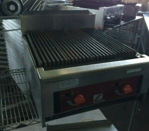 South Bend 24 W Commercial Gas Char Broiler Grill Counter Top