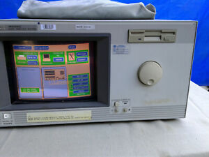 Agilent hp 16500c Logic Analyzer System With Cables lt 1