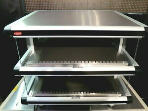 Countertop Display Warmer With 2 Slanted Shelves Hatco Grsds 30d