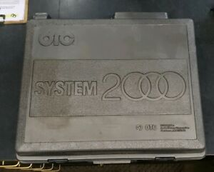 Otc System 2000 Digital Monitor Vehicle Diagnostic Unit Ford Chrysler Gm