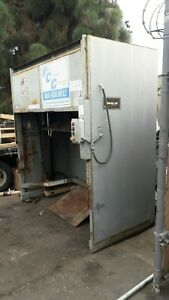 Harmony Model P200 Vertical Trash Compactor_as pictured_best Deal_fcfs_must Go