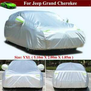 Full Car Cover Waterproof dustproof Car Cover For Jeep Grand Cherokee 2011 2021