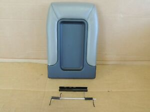 99 07 Chevy Gmc Pickup Suv Center Console Replacement Lid Kit Light Gray New