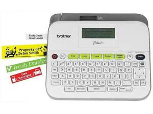 Brother P touch Portable Label Maker Rptd400