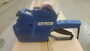Avery Dennison 210 Double Line Retail Price Label Marker Pricing Gun