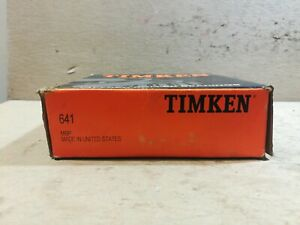 Timken 641 Tapered Roller Bearing Fast Same Day Shipping