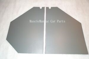 1940 1947 Ford Truck Kick Panels W sewen Trim Colors Available 40 41 43 44 45 47