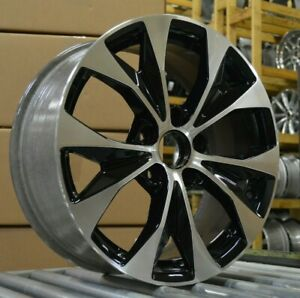 17 Honda Civic 2012 2013 2014 Factory Oem Rim Wheel 64025 Black Machined Blem C
