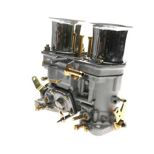 48 Idf Carburetor 19030021 For Weber 2 Barrel Ford V6 Engine Range Rover V8