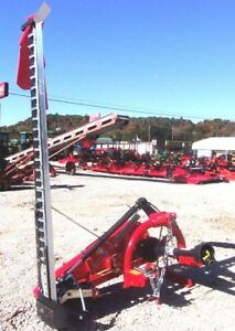 New Enrossi Bfs 210h Sickle Mower 7 Ft hyd Lift free 1000 Mile Delivery From Ky