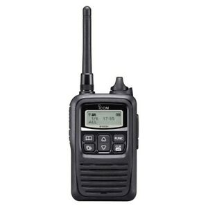 Icom Ip100h Wifi Ip Radio 10mw Ipx7 License Free
