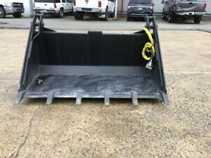 4 in 1 Multi purpose Tooth Skid Steer Bucket Attachment
