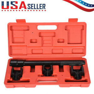 Inner Tie Rod Removal Installation Tool Set Mechanics Kit Dual Tie Rod Tools Bk