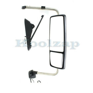 08 17 Prostar Pro Hd Truck Mirror Assembly Power Heated W turn Signal Right Side