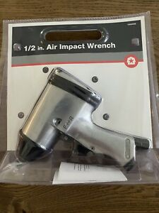 Air Pneumatic Impact Wrench Gun Removal Installation Tools 1 2 Inch New Nip