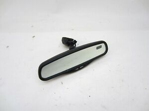2002 Infinity I35 Gentex Rear View Mirror Compass Auto Dim