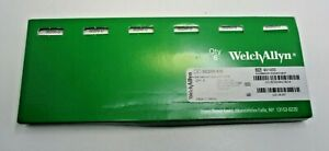 Welch Allyn 00200 u6 2 5v Vacuum Lamp Replacement Bulbs Box Of 6 New