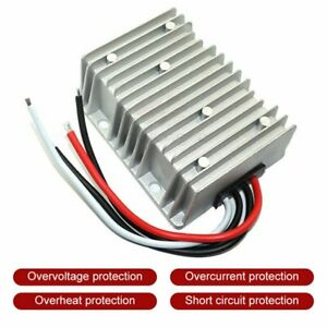 Waterproof Dc12v To Dc 24v 10a 20a 240w 480w Step Up Power Regulators Converters