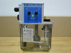 Chen Ying Lubrication Pump Cesw 2l 180 110v