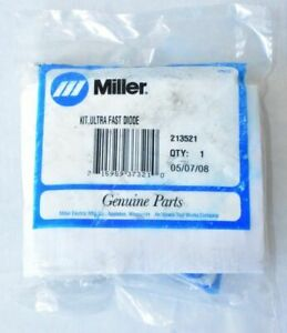 Miller Kit Diode Ultra fast Recovery P n 213521 For Dynasty And Maxstar 350 700