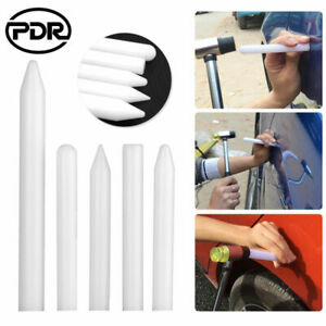 5pcs Pdr Paintless Dent Repair Tool Tap Down Nylon Pen Made Of Poly Formaldehyde