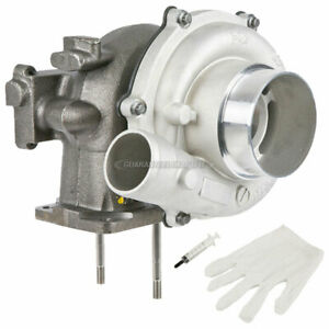 Garrett Turbocharger Install Accessory Kit For Chevy W3500 Tiltmaster