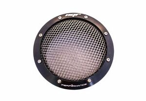 Ngr Turbo Filter Drag Edition Turbo Protector Guard Black 4 Inch