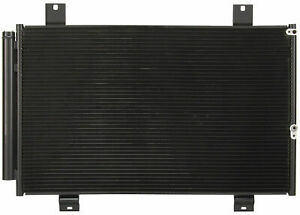 New Ac Condenser For 2008 2013 Toyota Highlander 3684 Ships Priority Today