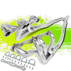 For 82 92 Camaro Firbird V8 Sbc Engine At Racing Tri Y Long Tube Exhaust Header