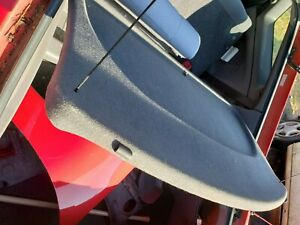 00 05 Toyota Celica Gt Gts Rear Cargo Cover Panel Oem Gray 00 01 02 03 04 05